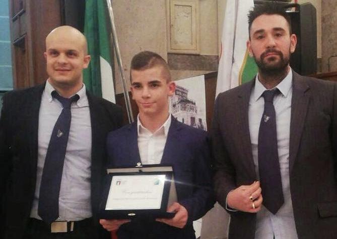 Premiazione Abruzzo